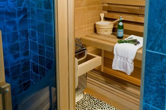 Sugar Hill Inn: Dream Cottage Sauna