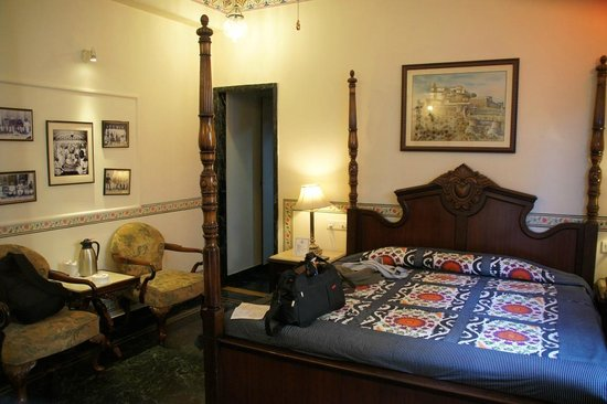 Umaid Mahal:                                     Our room - clean, spacious, well equipped