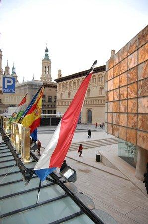 فندق تيبور:                   Vista del Pilar                 