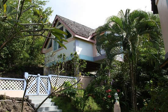 Villa Caribbean Dream:                   Tainbow-Appartement