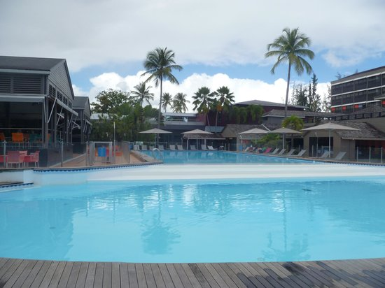La Creole Beach Hotel:                   Photo de la piscine