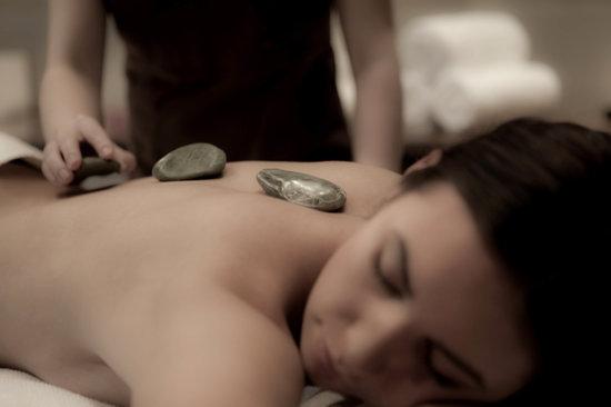 Spa at the Pullman Signature Greenstone Massage