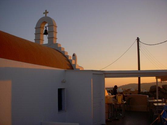 Milena Hotel:                   panorama