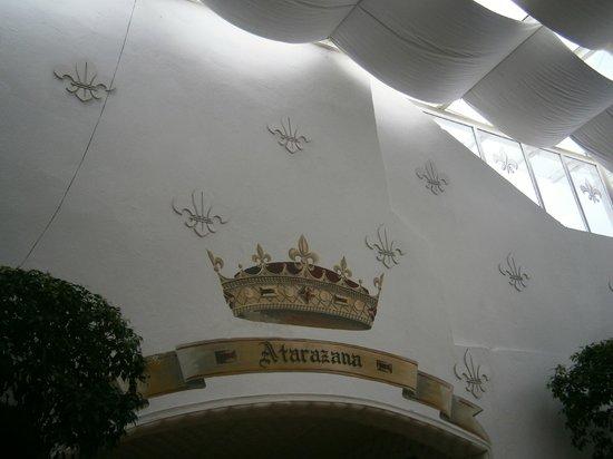 Atarazana Restaurante: Particolare dell'interno!!!