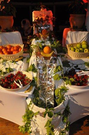 Club Med Bodrum Palmiye:                                     dinner