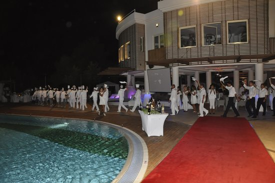 Club Med Bodrum Palmiye:                                     chefs