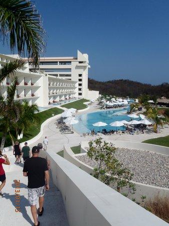 Secrets Huatulco Resort & Spa:                   resort