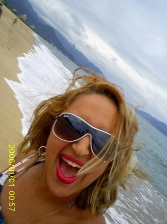 Pousada Astro Rei:                   praia de capricornio prox. ao hotel