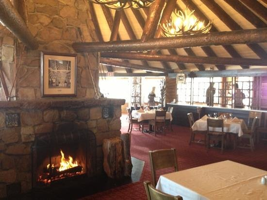 Cliest Slope Side Lunch Ever The Roundhouse Sun Valley Traveller Reviews Tripadvisor