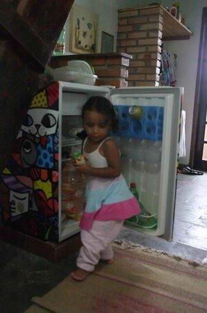 Pousada Astro Rei:                   Mantenha sua bebida geladinha