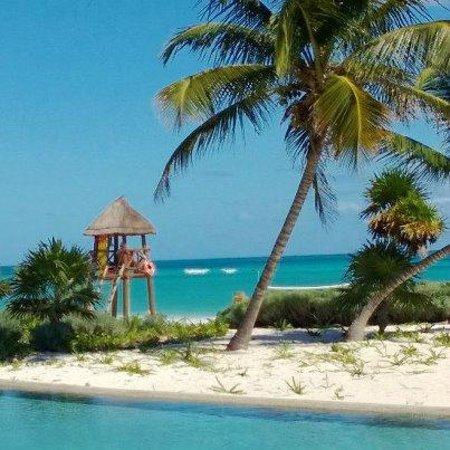 Secrets Maroma Beach Riviera Cancun:                   Postcard perfect view!!!