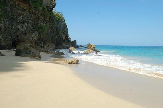 The Palace at Playa Grande:                   beach                 