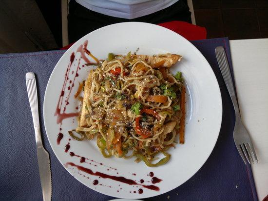 Ma Cuisine Resto: Plato 1