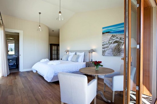 Wanaka Haven: Premium Super King Room