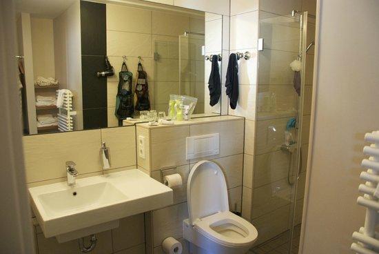 The Circus Hotel:                                     Bath