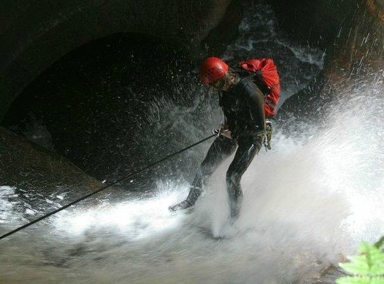 River Deep Mountain High - Private Day Trips: Canyoning
