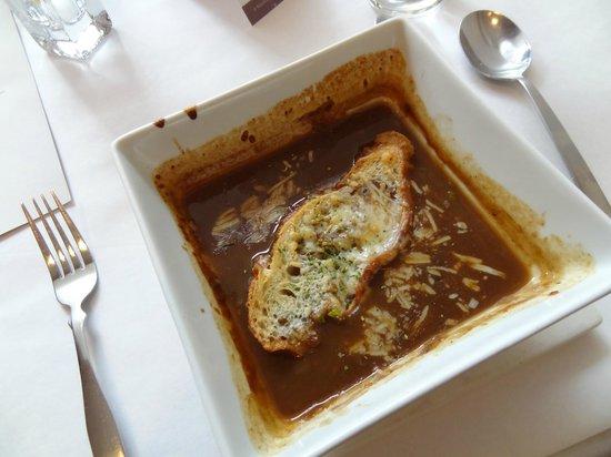 Mexique : French Onion Soup