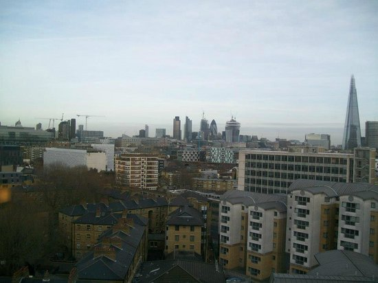 H10 London Waterloo:                   room veiw