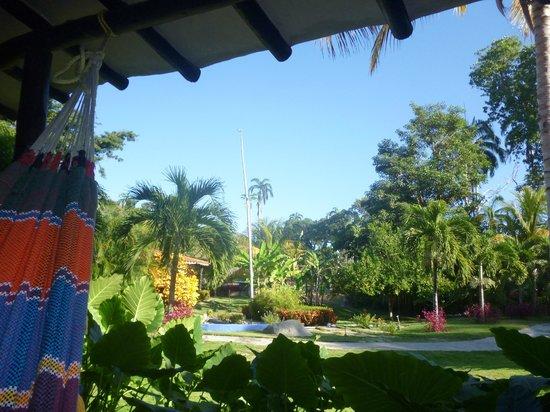 Hotel Posada La Bokaina:                   excelente vista