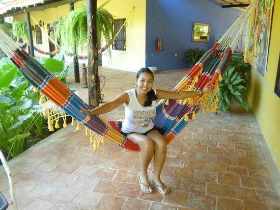 Hotel Posada La Bokaina:                   para descansar