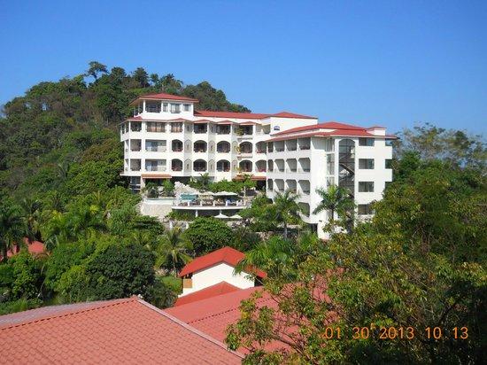 Parador Resort and Spa:                                     suites