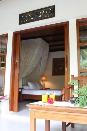 Bumi Ayu Bungalows: Super deluxe rooms