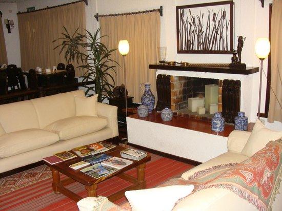 Hosteria del Prado:                   Como en casa...