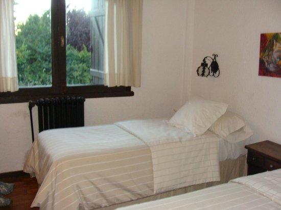 Hosteria del Prado:                   La habitación, siempre impecable