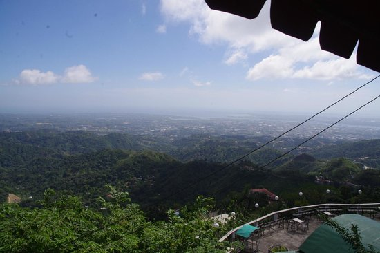 One Of The Views Looking To The North Of Cebu Island Picture Of Mountain View Nature S Park