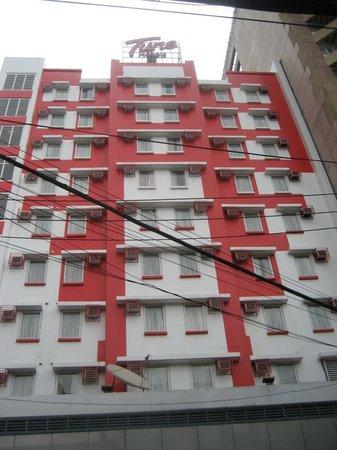 Red Planet Ermita, Manila: tunehotel, ermita