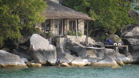 Kaya Mawa:                   our lodge                 
