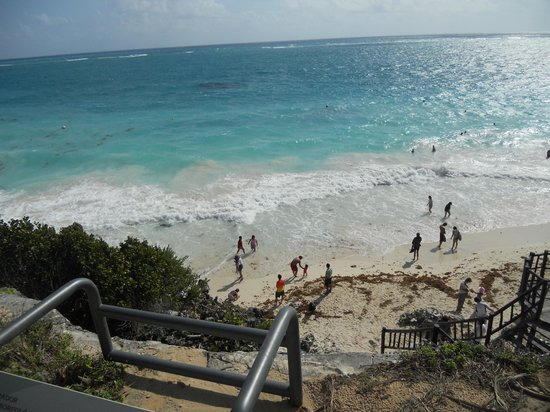 Heaven at the Hard Rock Hotel Riviera Maya:                                     Tulum Ruins