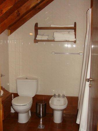 Hosteria Pichi Rincon: El baño: impecable
