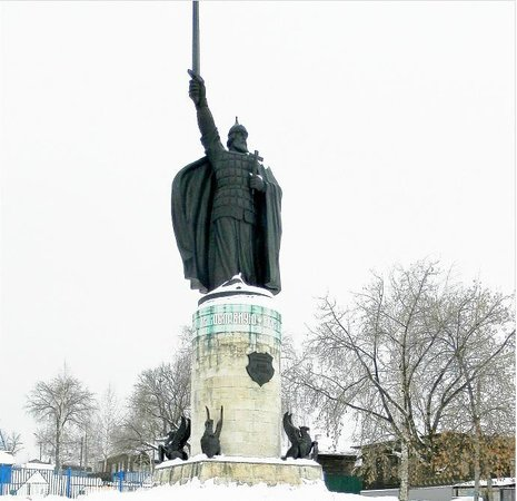 Statue of Ilya Muromets