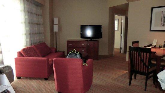 Courtyard Oklahoma City Downtown: Room 517