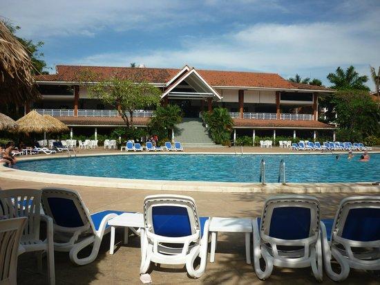 Piscina Picture Of Occidental Tamarindo Playa Langosta Tripadvisor