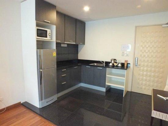 Bless Residence:                   キッチンもあります
