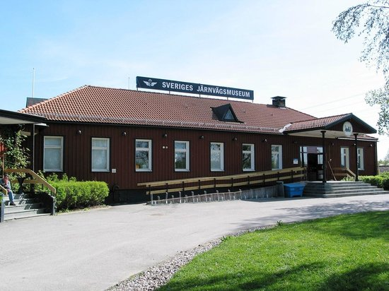 The Swedish Railway Museum