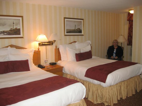 Port Inn Portsmouth: Lovely room, The Port Inn, Portsmouth, NH
