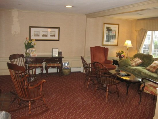 Port Inn, an Ascend Hotel Collection Member: Lobby, The Port Inn, Portsmouth, NH