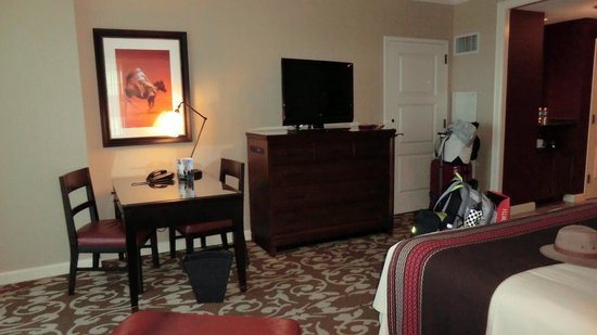 Omni Fort Worth Hotel: Room 402