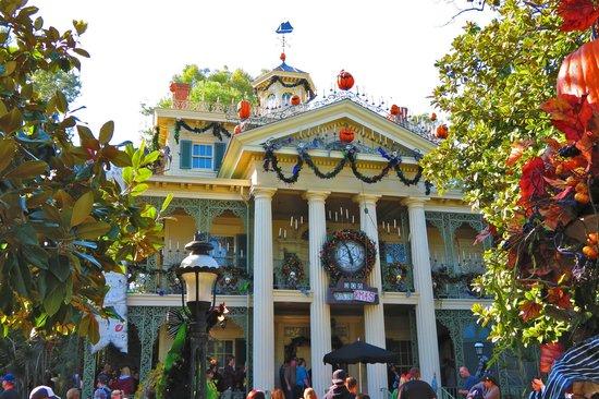 ... Skellington style - Picture of Disneyland Park, Anaheim - TripAdvisor