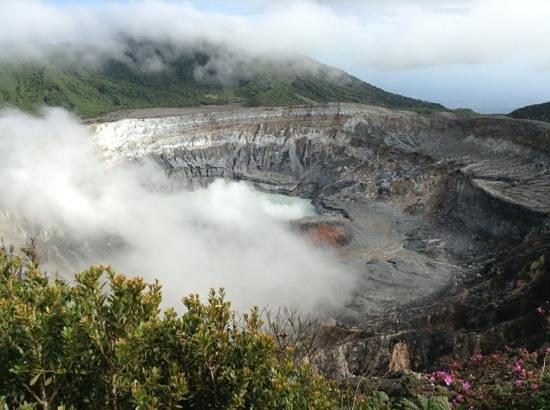 Poas Volcano Lodge:                   Poas Volcano