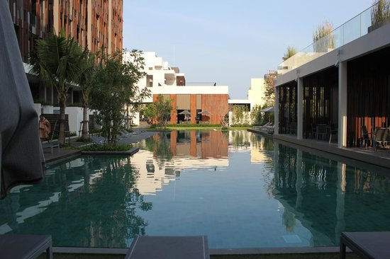 G Hua Hin Resort & Mall: The pool area