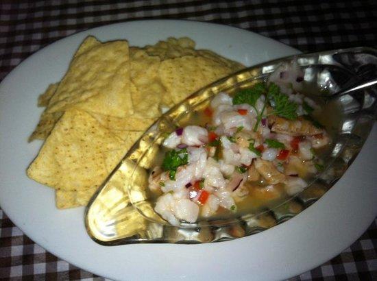 Sol y Mar Cabinas Rooms & Restaurant:                   Yummy!!!