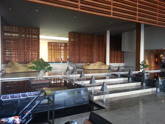 Phuket Panwa Beachfront Resort:                                     Lobby