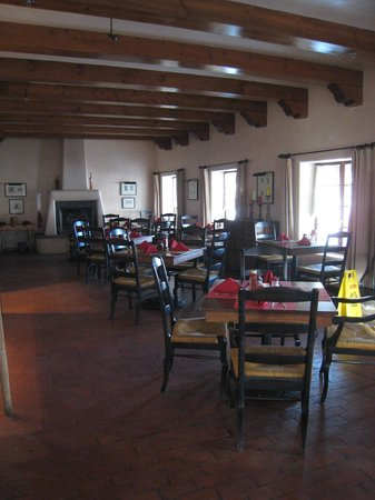 Old Santa Fe Inn: Dining Room