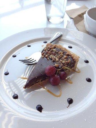 Cafe des Artistes: turtle tart