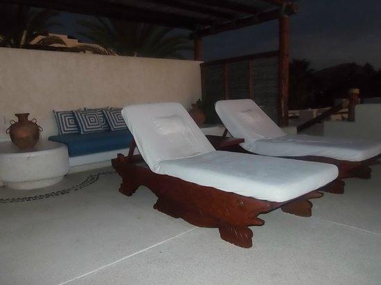 Las Ventanas al Paraiso, A Rosewood Resort: Rooftop sun deck