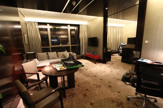 The Westin Beijing Chaoyang: Pretty nice room huh